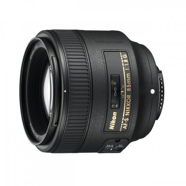 Nikon AF-S 85 mm 1:1,8G NIKKOR