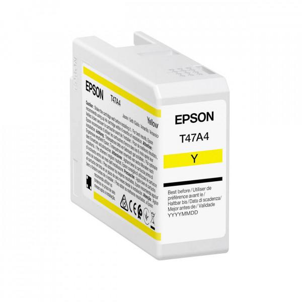 Epson Tinte Yellow T47A4 Ult. Chr. Pro 50ml