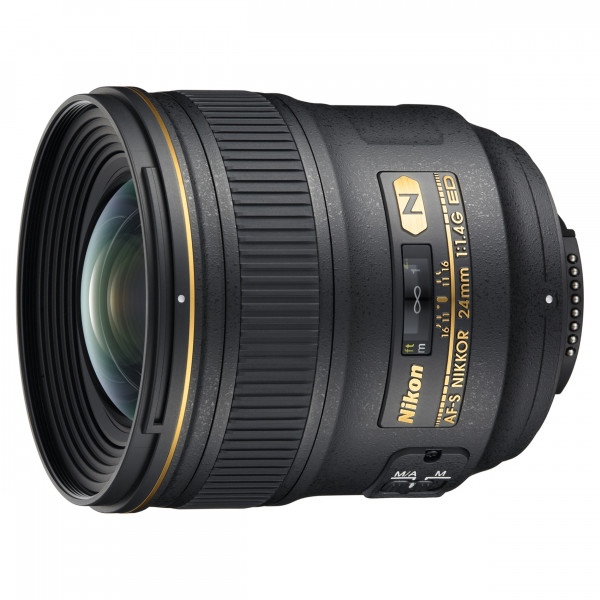 Nikon AF-S 24 mm 1:1.4G ED NIKKOR