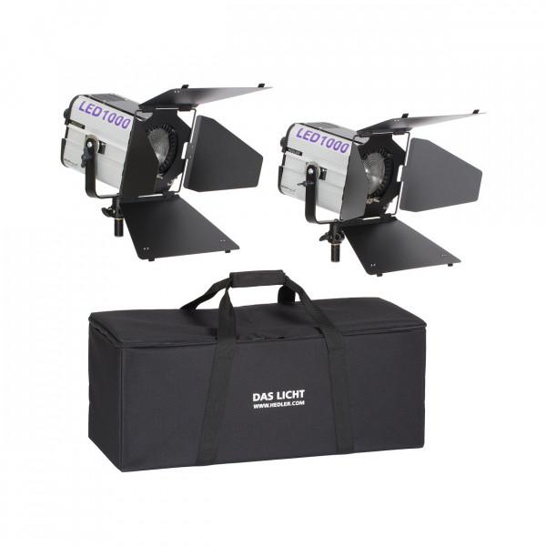 Hedler Twin Kit LED1000
