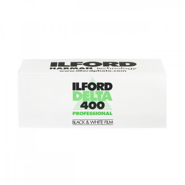 Ilford 400 DELTA 120