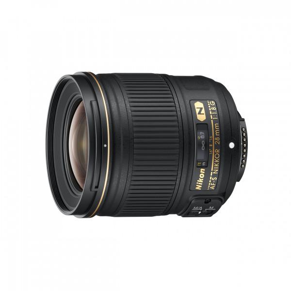 Nikon AF-S 28mm 1:1.8G NIKKOR