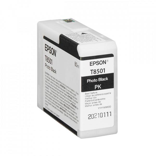 Epson Tinte Photo Black T8501
