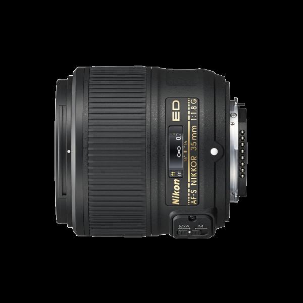 Nikon AF-S 35mm 1:1.8G ED NIKKOR