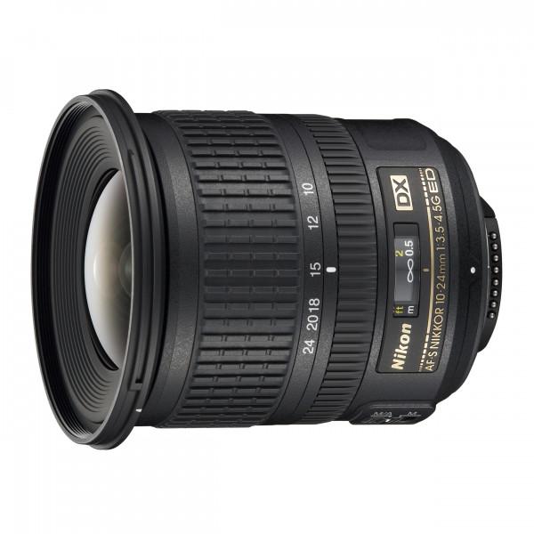 Nikon AF-S DX 10-24 mm 1:3.5-4.5G ED