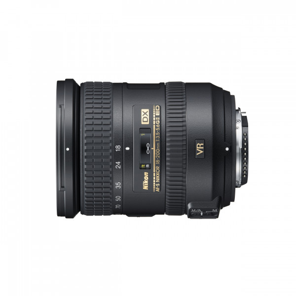Nikon AF-S DX 18-200mm 1:3,5-5,6G ED VR II