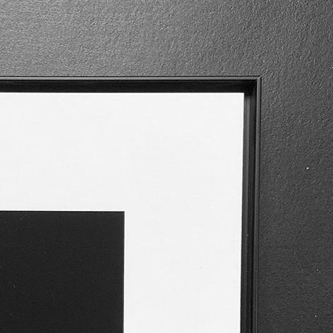 Ilford GALERIE Frames Shadow Gap Black DIN A3