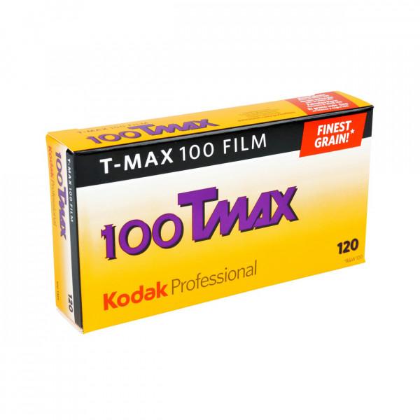 Kodak T-MAX 100 120/5er Pack 03/2020