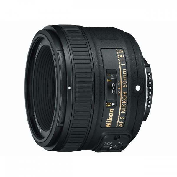 Nikon AF-S 50mm 1:1,8G NIKKOR
