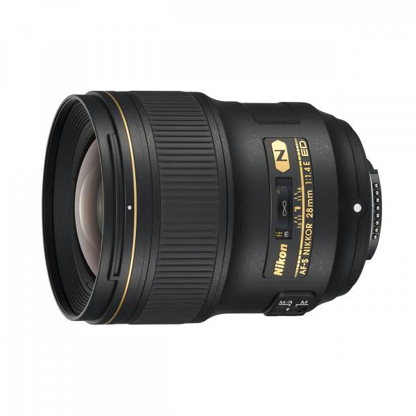 Nikon AF-S 28mm /1.4E ED NIKKOR