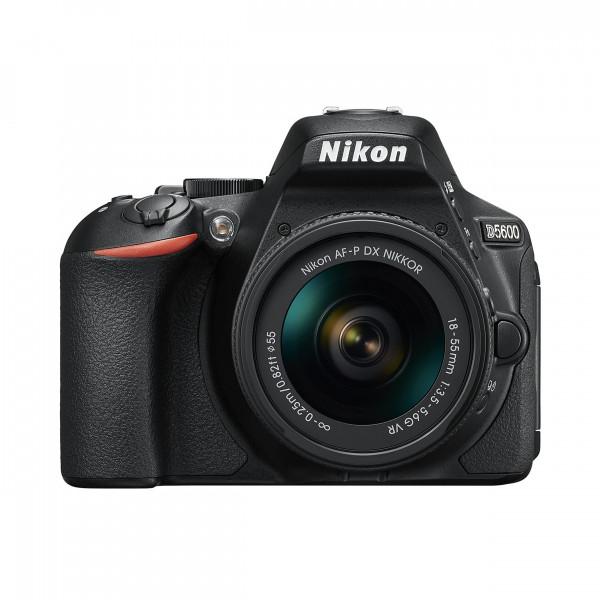 Nikon D5600 Kit AF-P DX 18-55mm