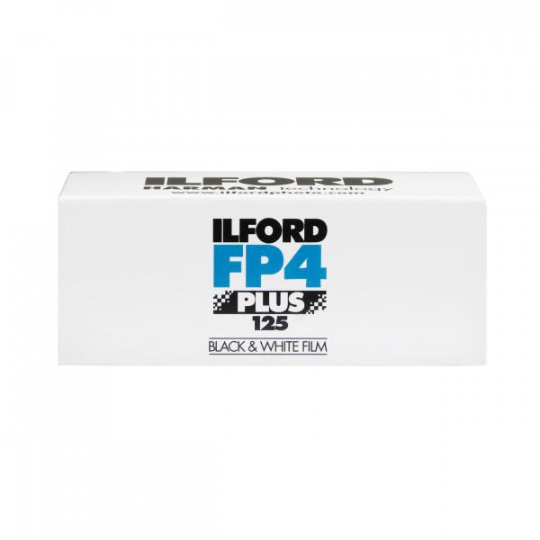 Ilford FP4 Plus 120