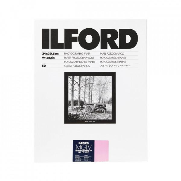 Ilford MGIV 1M 24x30,5cm glossy (50 Blatt)