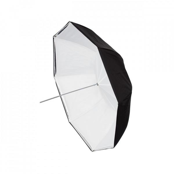 Hedler Reflexschirm weiß 100 cm Durchmesser