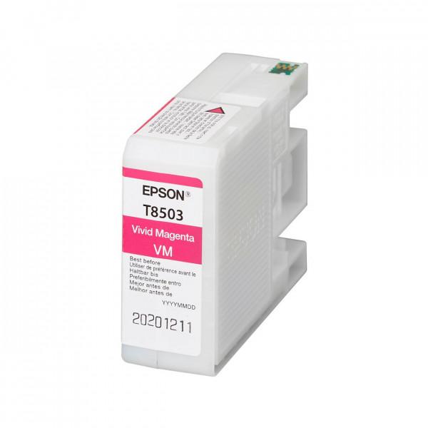 Epson Tinte Vivid Magenta T8503