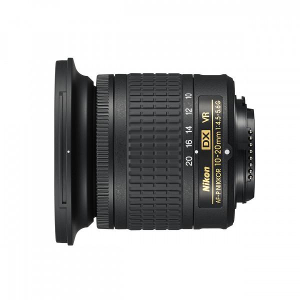 Nikon AF-P DX 10-20mm 1:4,5-5,6G VR NIKKOR