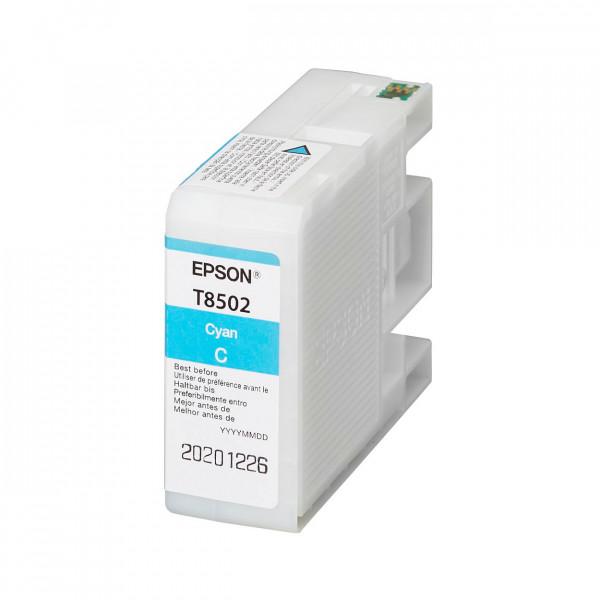 Epson Tinte Cyan T8502