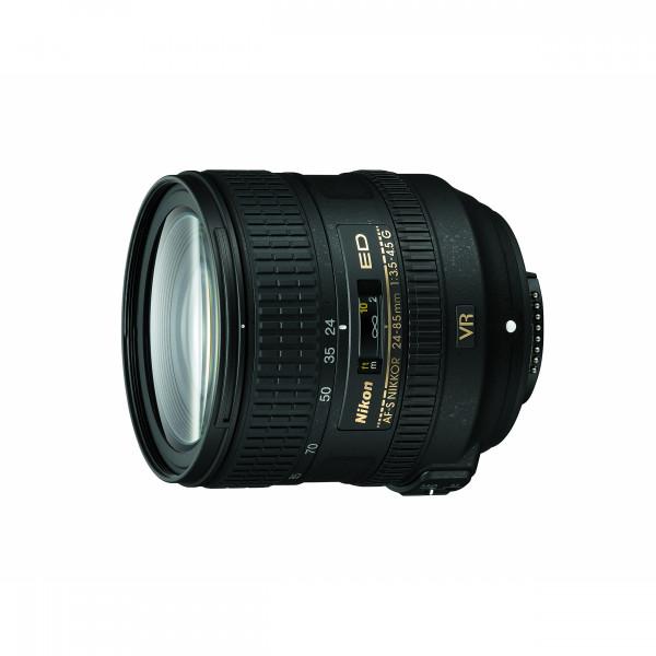 Nikon AF-S 24-85 mm 1:3,5-4,5G ED VR NIKKOR