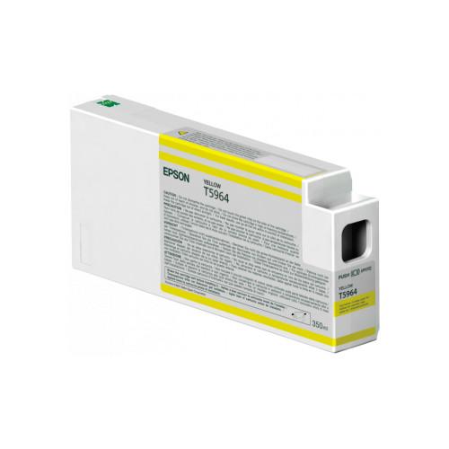 Epson Tinte Yellow T5964 350ml