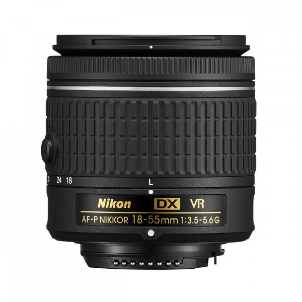 Nikon AF-P DX 18-55 mm 1:3,5-5,6G VR NIKKOR
