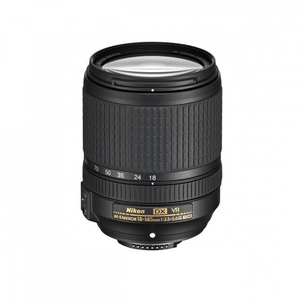 Nikon AF-S DX 18-140mm 1:3.5-5.6G ED VR NIKKOR