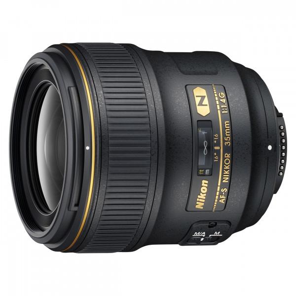 Nikon AF-S NIKKOR 35 mm/1,4G