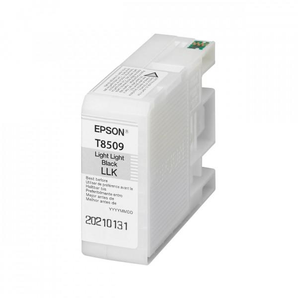 Epson Tinte Light Light Black T8509