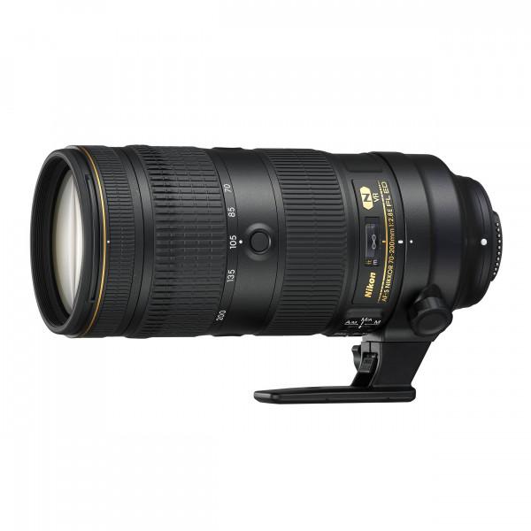 Nikon AF-S 70-200mm 1:2,8E FL ED VR NIKKOR