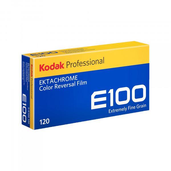 Kodak Ektachrome E100 120/5er