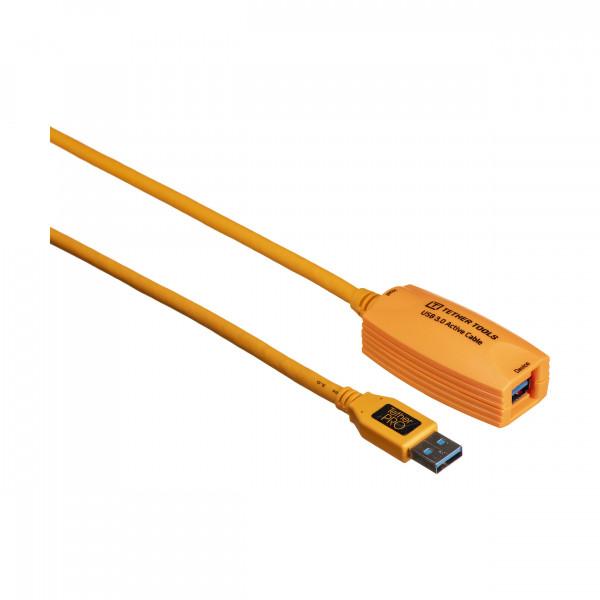 TetherPro USB 3.0 Aktive Verlängerung orange