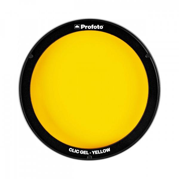 Profoto Clic Gel Yellow