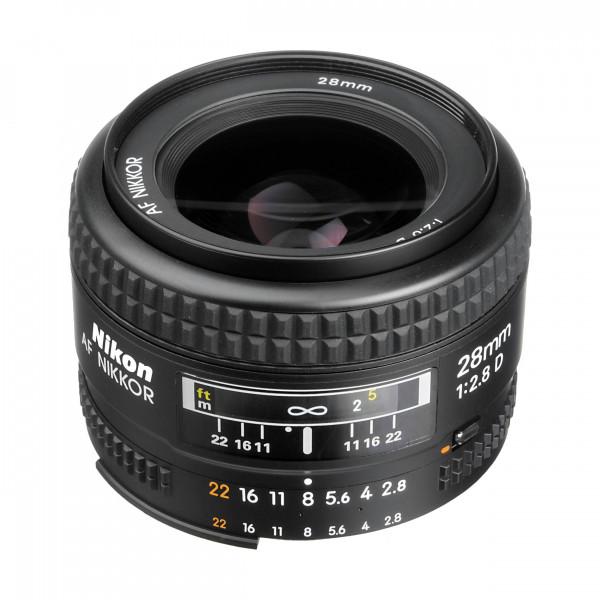 Nikon AF 28mm f2.8D