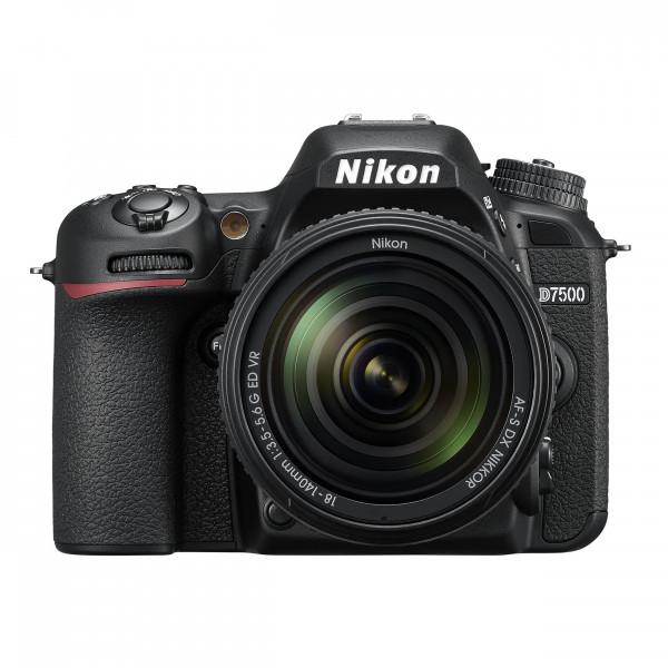 Nikon D7500 KIT AF-S DX 18-140 ED VR