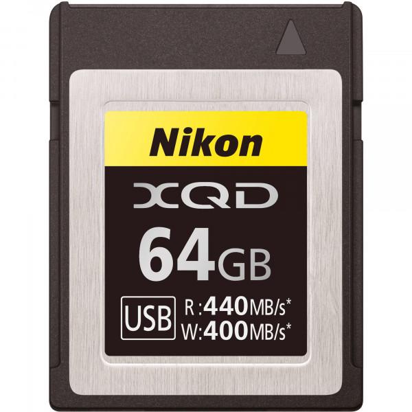 Nikon 64GB XQD Karte