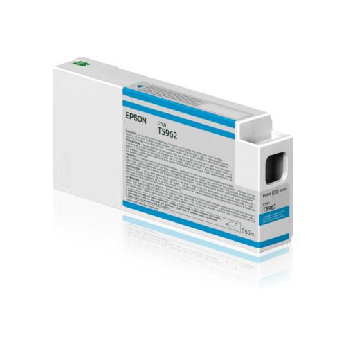 Epson Tinte Cyan T5962 350ml