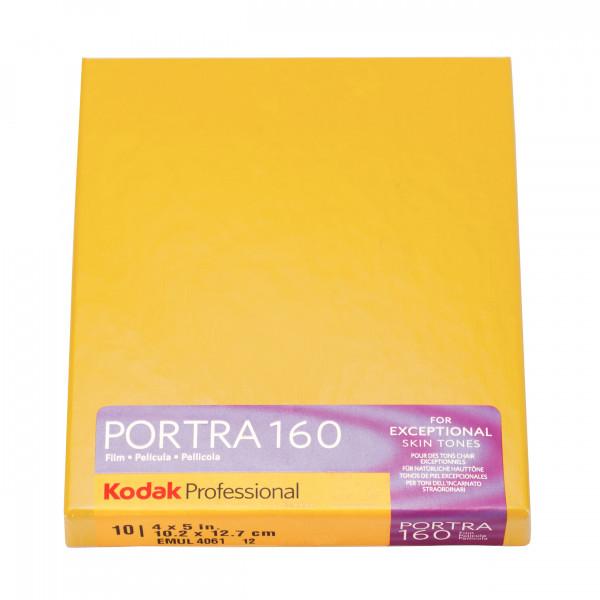 Kodak PORTRA 160 4x5`(10)