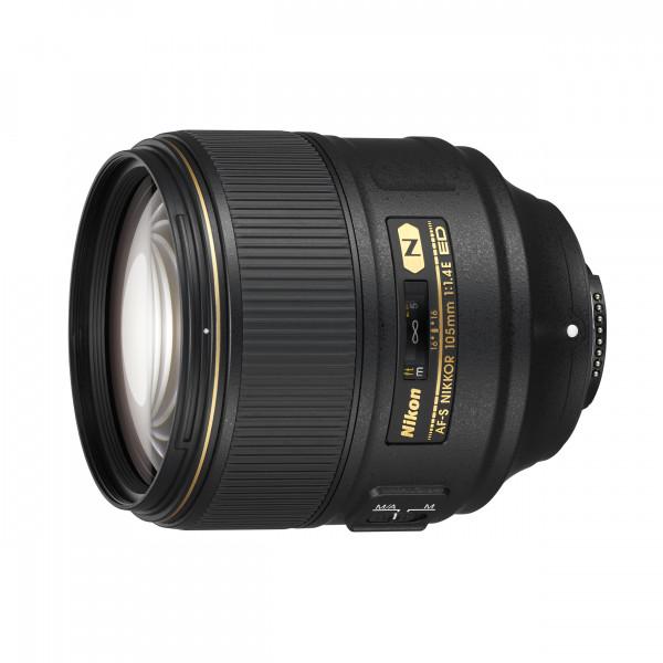 Nikon AF-S 105 mm 1:1,4E ED