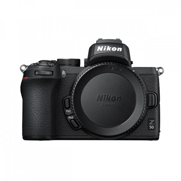 Nikon Z50 Gehäuse + FTZ Objektivadapter
