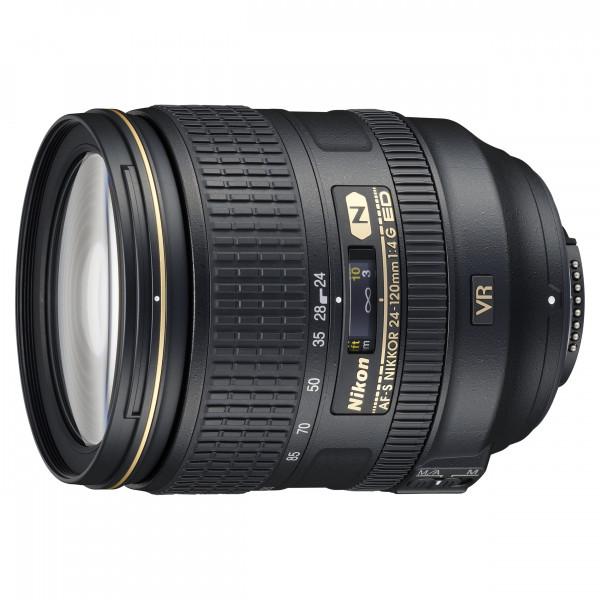 Nikon AF-S NIKKOR 24-120 mm 1:4G ED VR