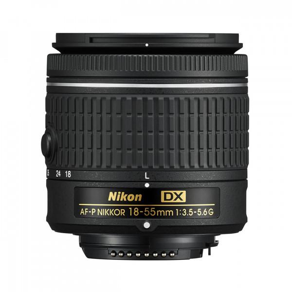 Nikon AF-P DX 18-55 mm 1:3,5-5,6G NIKKOR