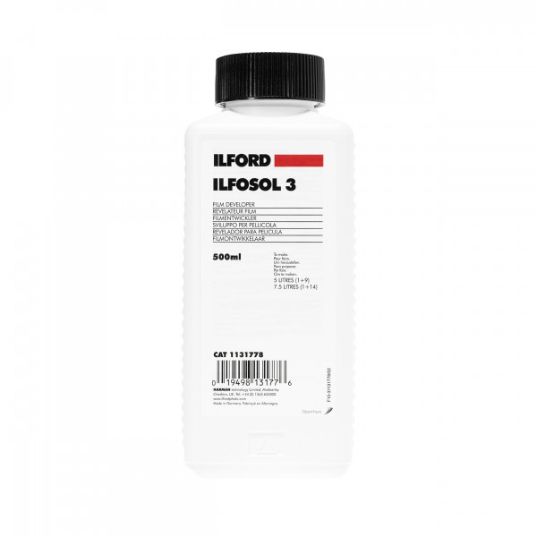 Ilford Ilfosol 3 500 ml