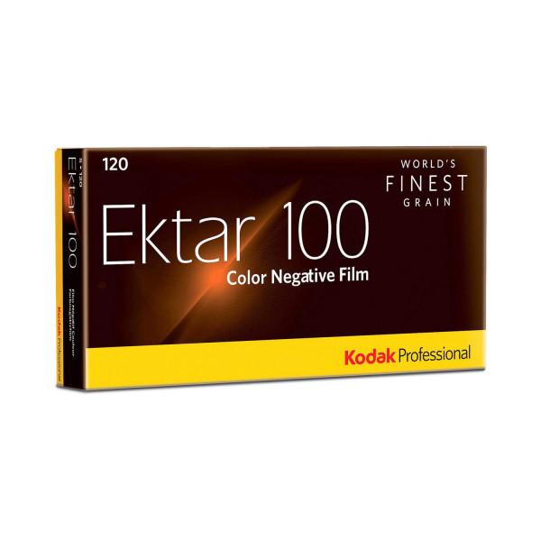 Kodak Ektar 100 120/5er Pack