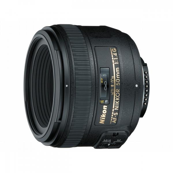 Nikon AF-S 50mm/1.4G NIKKOR