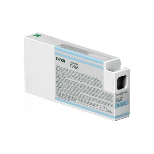 Epson Tinte Light Cyan T5965 350ml