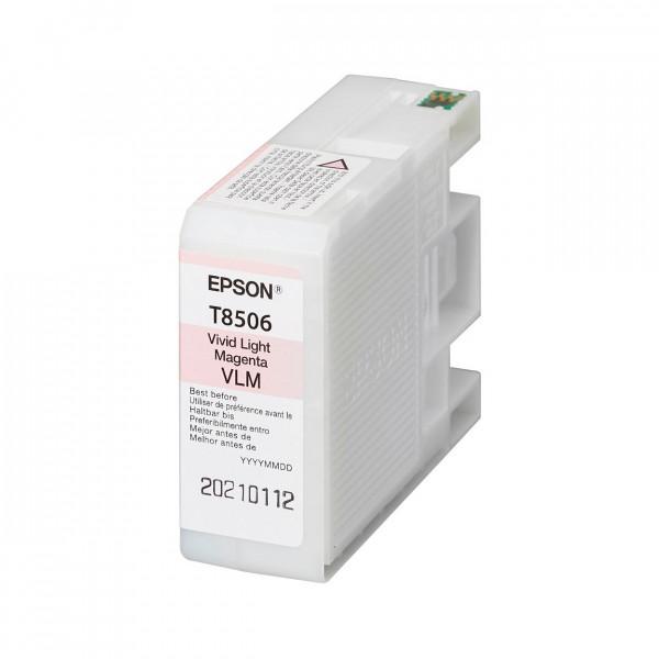 Epson Tinte Vivid Light Magenta T8506