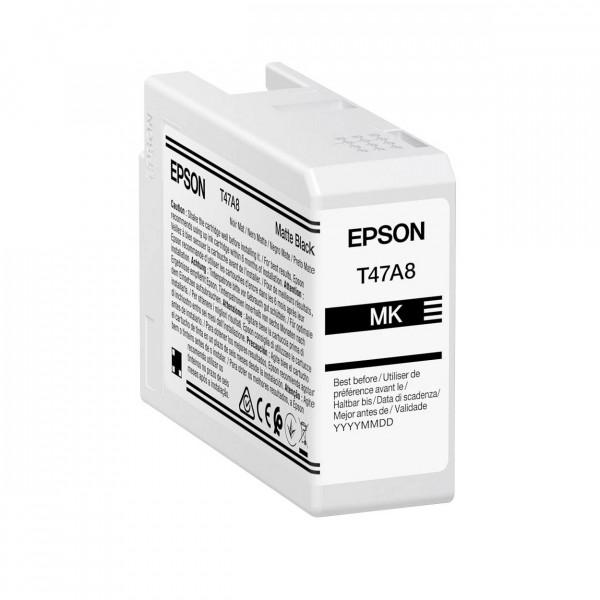 Epson Tinte Matte Black T47A8 Ult. Chr. Pro 50ml