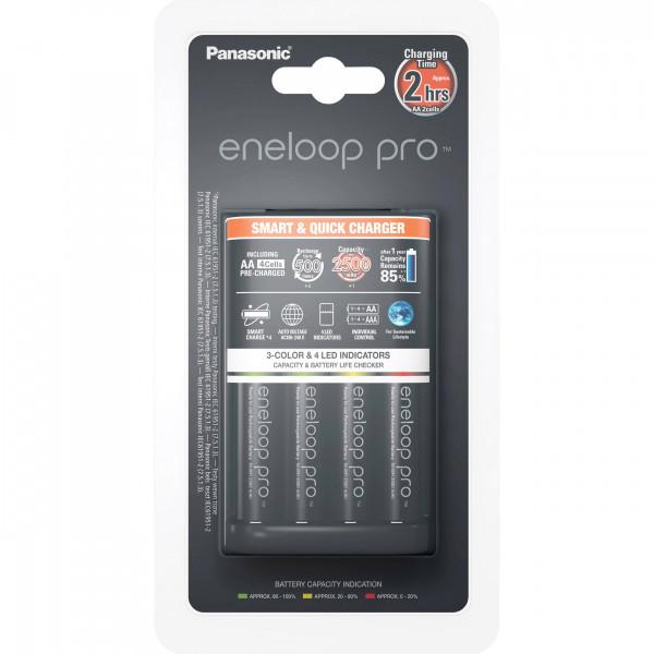 Panasonic eneloop Pro KJ 55 Ladegerät