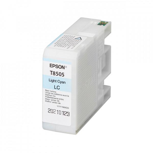 Epson Tinte Light Cyan T8505