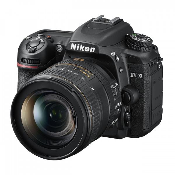 Nikon D7500 KIT AF-S DX 16-80 ED VR
