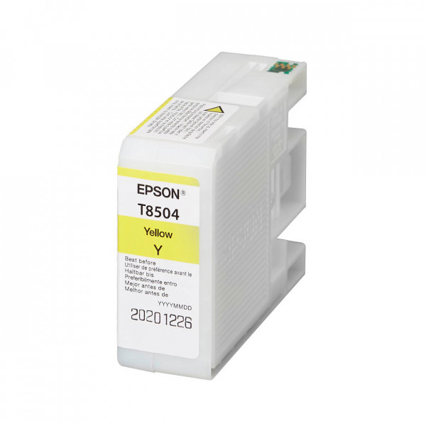 Epson Tinte Gelb T8504